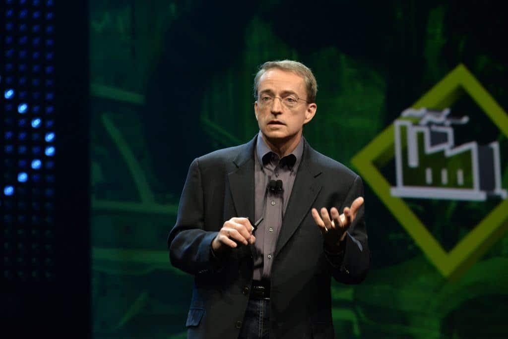 [사진 1] 팻 겔싱어(Pat Gelsinger) VMware CEO