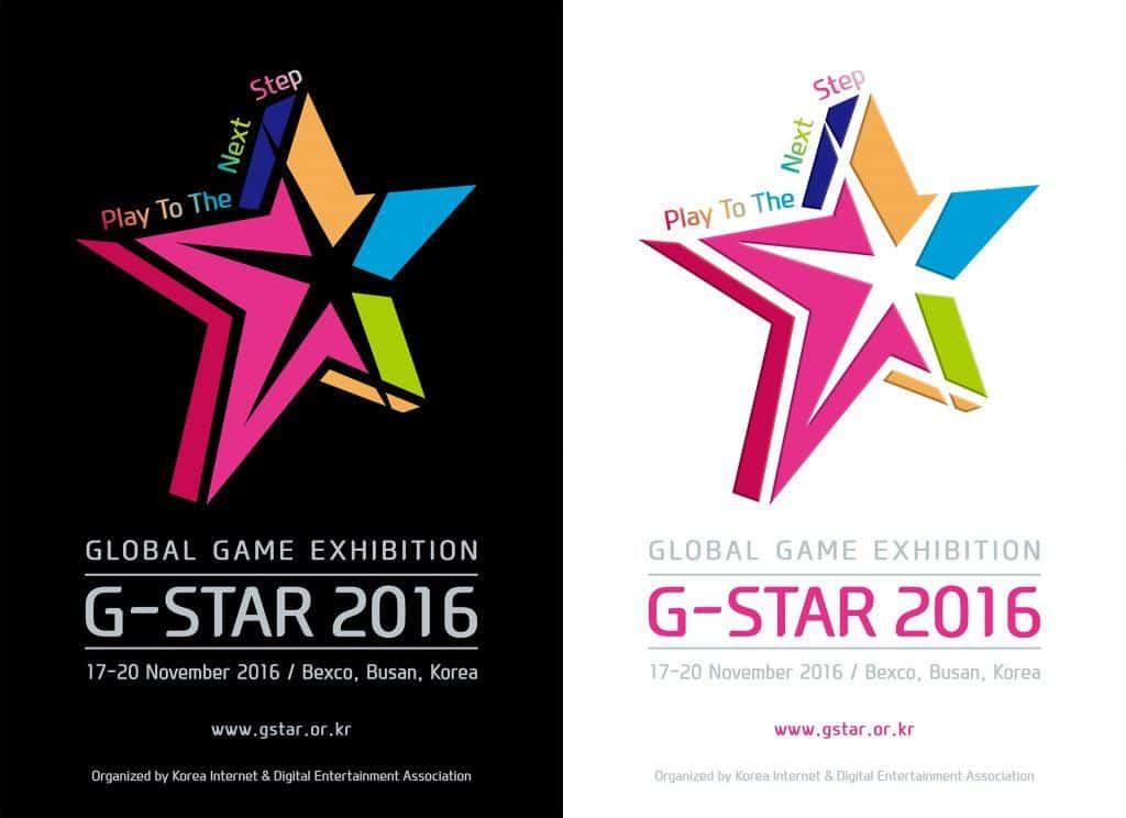 지스타 2016 공식 포스터